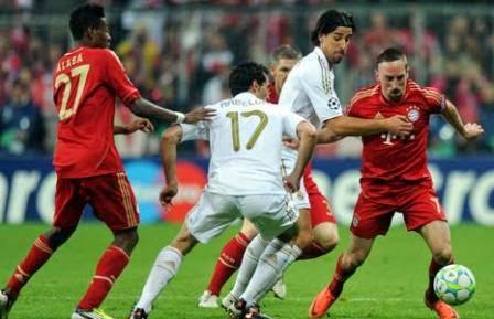 Bayern Munchen vs Real Madrid