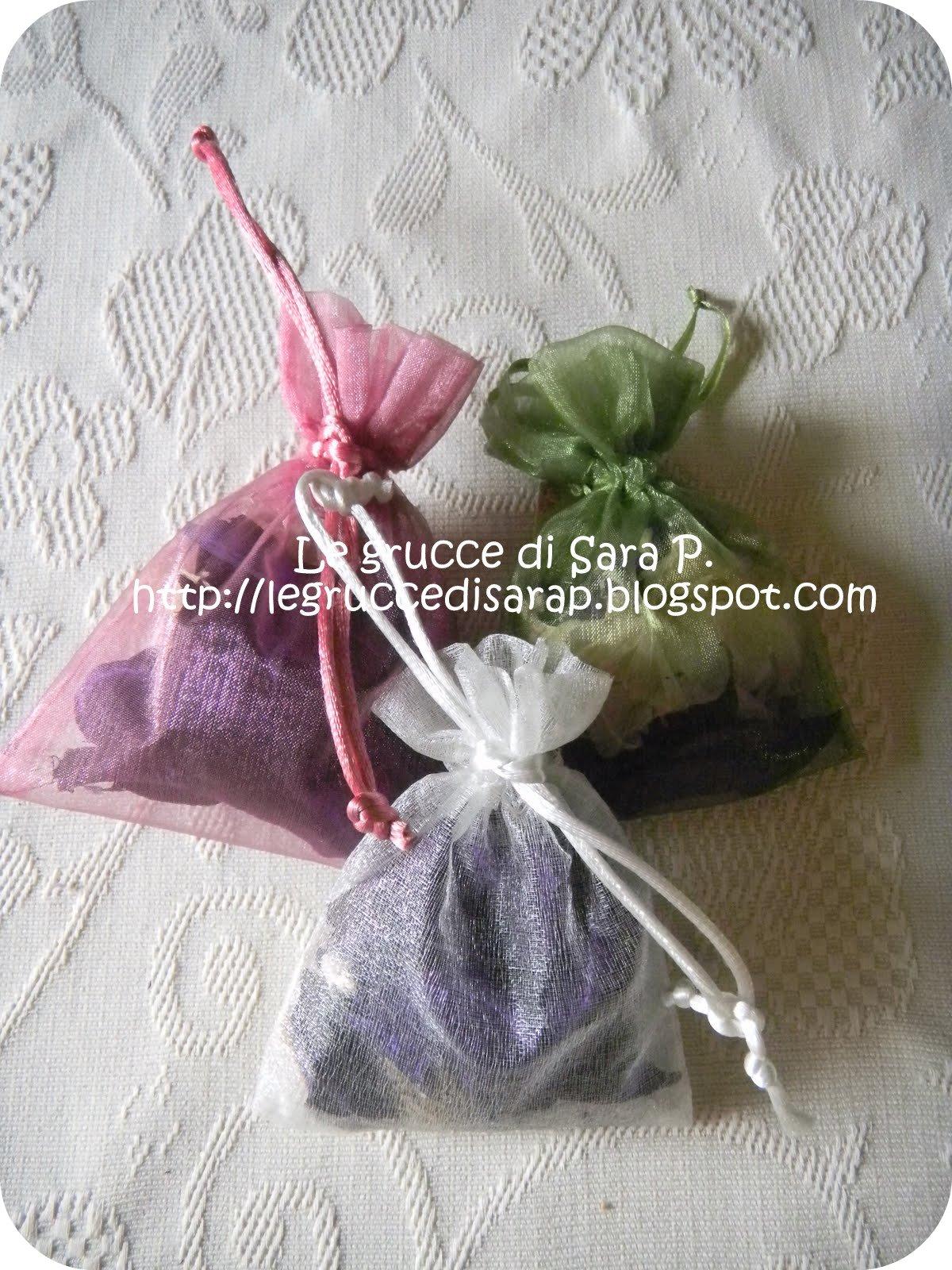 Le grucce di sara p profumatori per la casa - Grucce per costumi da bagno ...