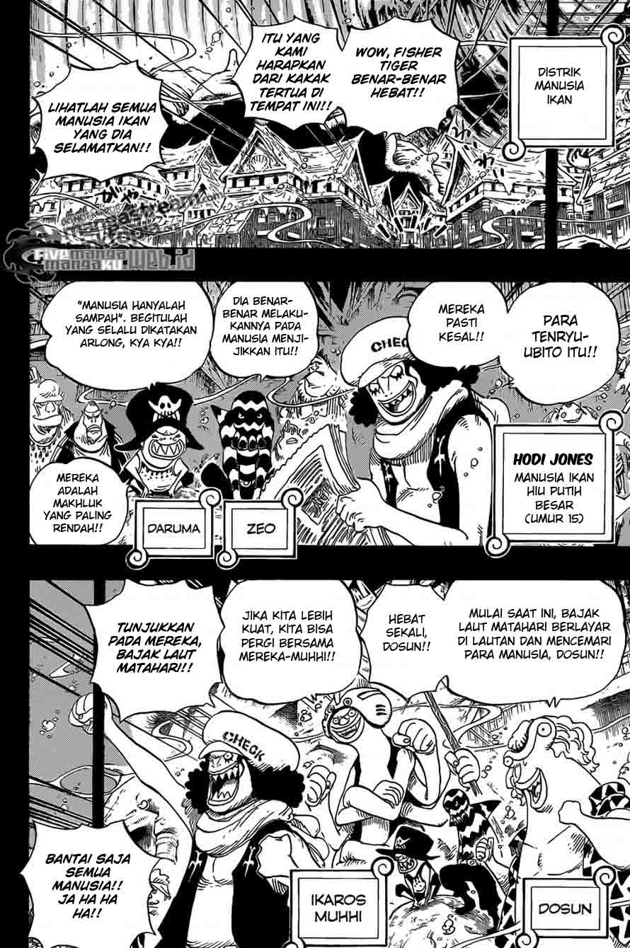 One Piece 622 page 06