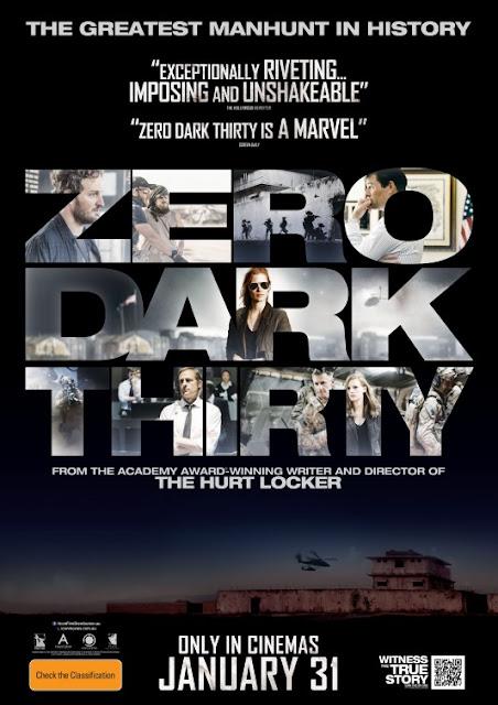Zero Dark Thirty (2012) DVDScr 500Mb Mkv
