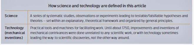 forskning eller forskning