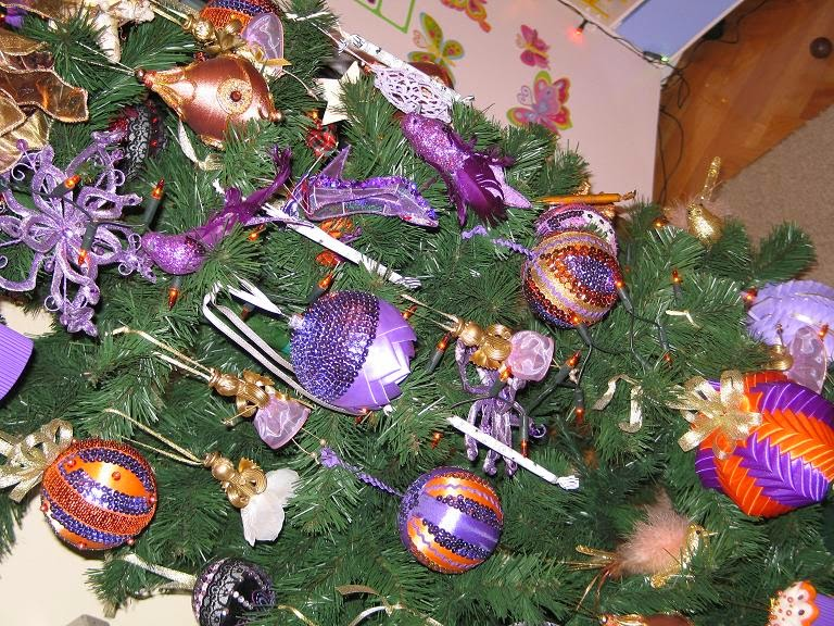 Christmas ornaments crafts