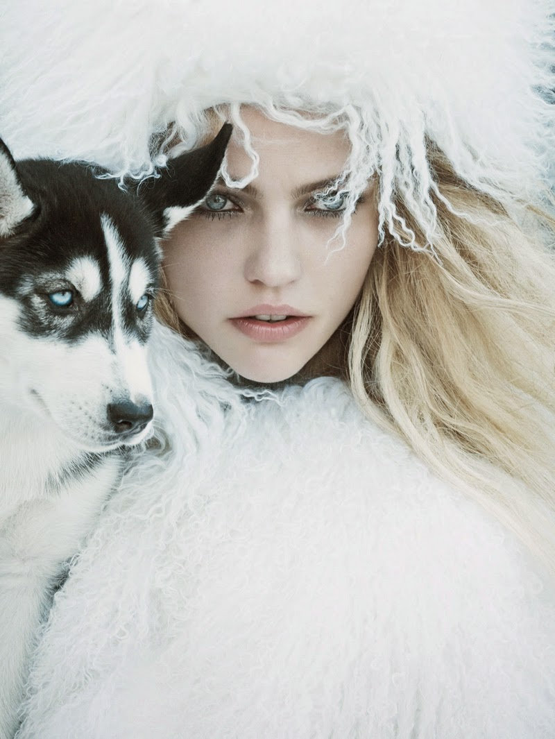 Call of the Wild Vogue US September 2014