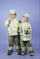Koleksi Terbaru Baju Muslim Anak Laki-laki