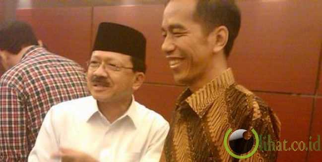 4 Perbandingan antara Jokowi dan Foke versi Prijanto