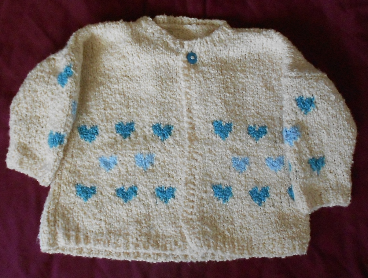 Reah Janise Designs: SCOTTISH SWEATER AND BABY SWEATER PATTERNS