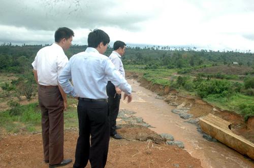 Gia Lai: Vẫn chưa đền bù sau vụ vỡ đập thủy điện