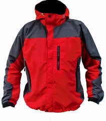 Jaket Gunung Waterproof