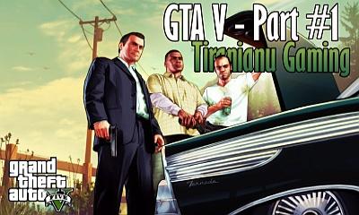 GTA 5 Gameplay în Română