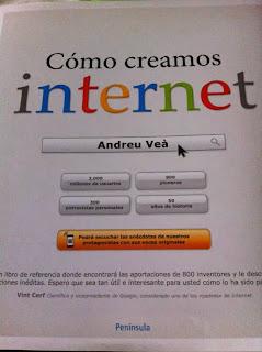 Cómo creamos Internet Andreu Vea
