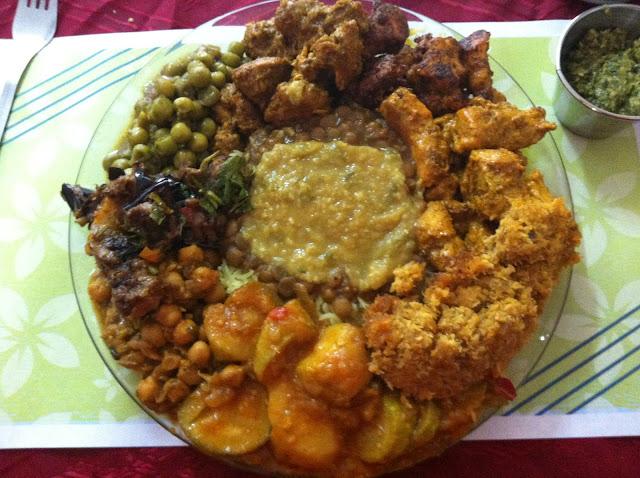 אוכל הודי