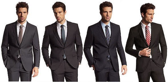 Krawaty Hugo Boss