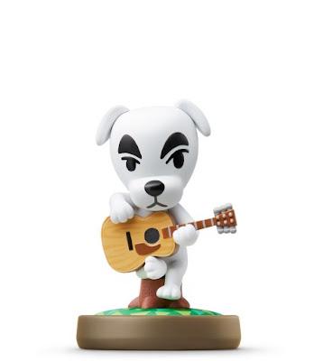 JUGUETES - NINTENDO Amiibo  Figura Totakeke - K.K. Slider : Animal Crossing  A partir de 6 años | Videojuegos - Muñeco | Comprar en Amazon