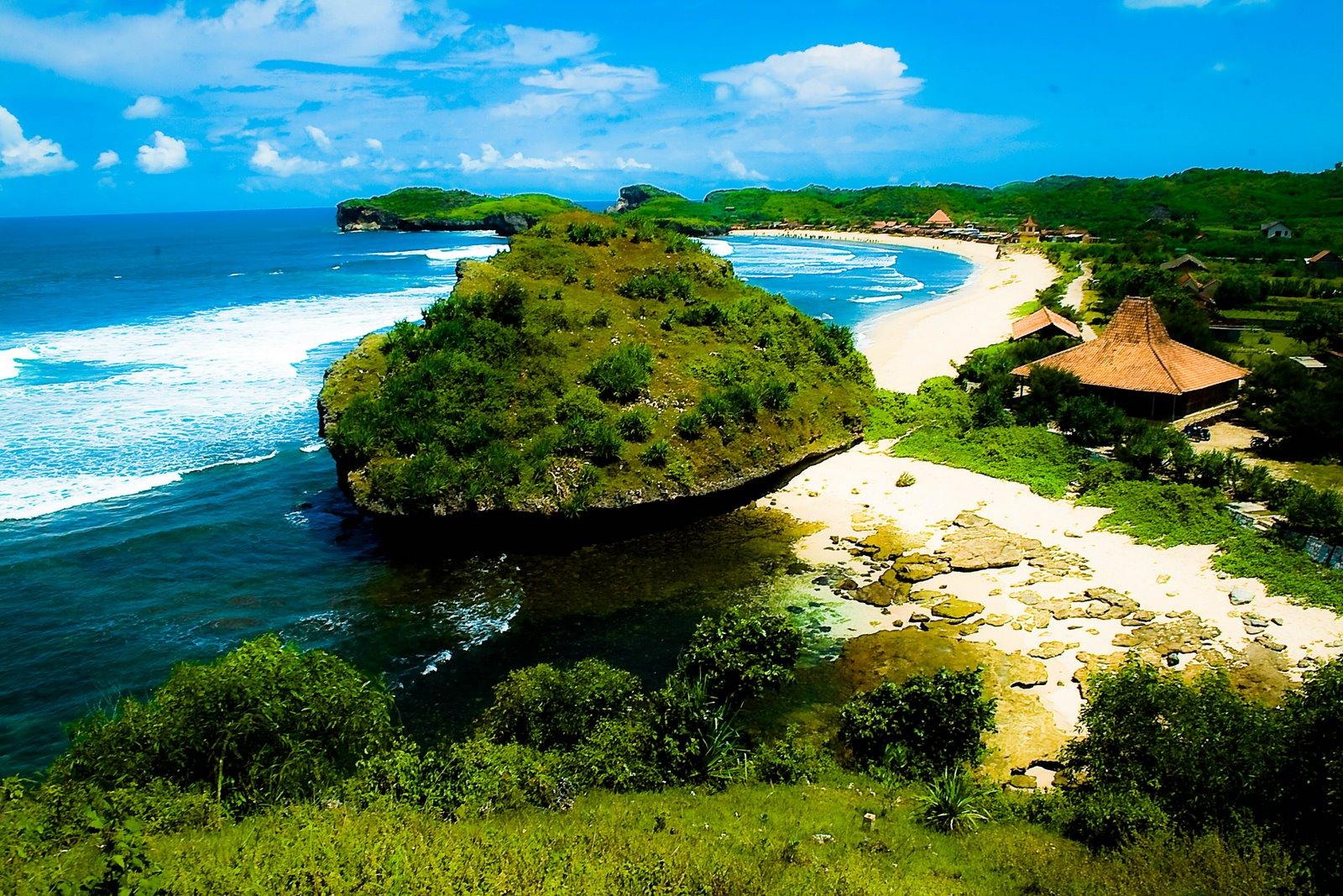 Wisata Pantai  vacationguide