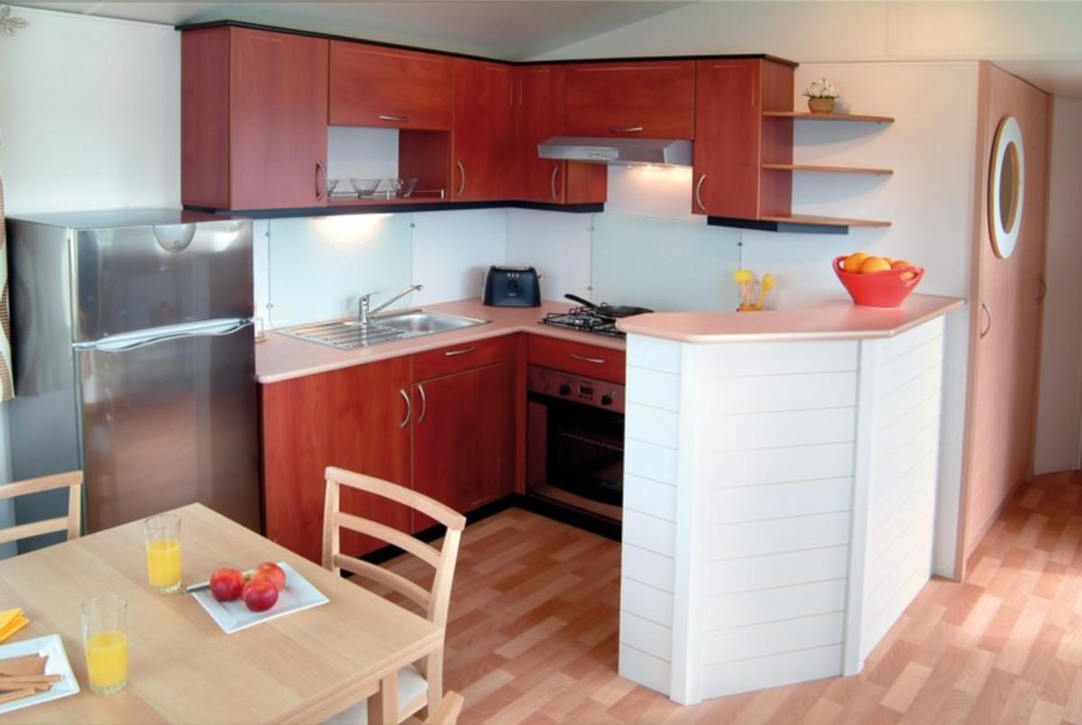 Großartig Billige Küchenschränke Für Mobilheime Ideen - Küche Set ...