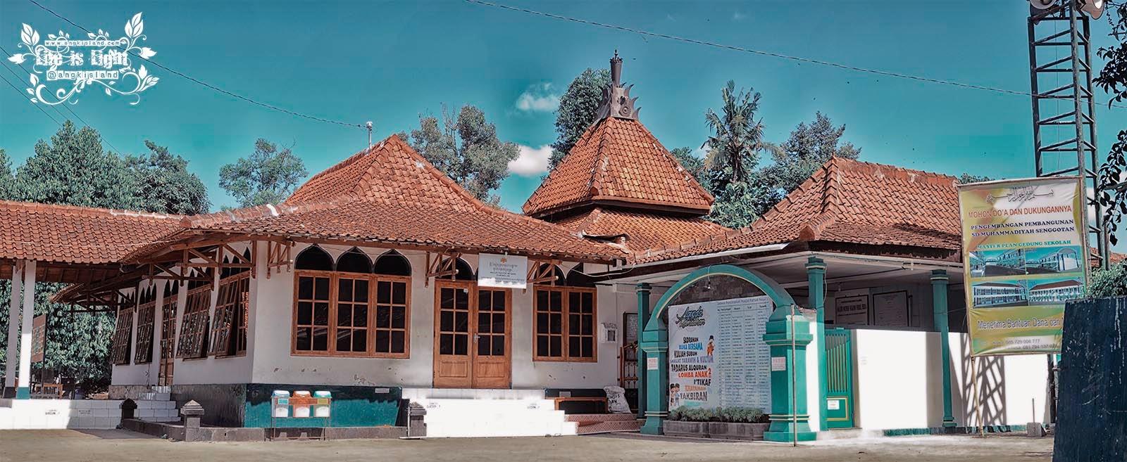 masjid pathok negoro dongkelan kamuan yogyakarta