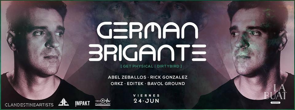 German Brigante - La Buat