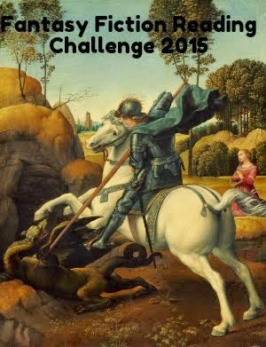 Fantasy Fiction Reading Challenge 2015