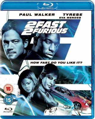2 Fast 2 Furious (2003) Dual Audio [Hindi English] BRRip 480p 300MB