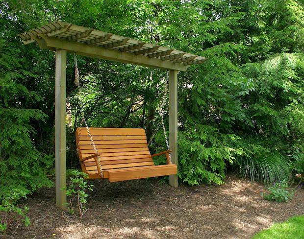 la maison boheme bench swing