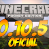 Minecraft PE 0.10.5 em Português