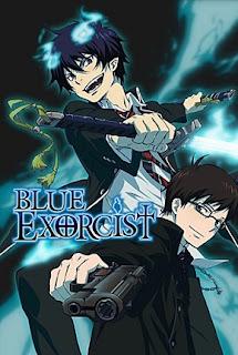 Ao no Exorcist (Blu-ray 720p)