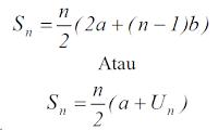 rumus aritmetika
