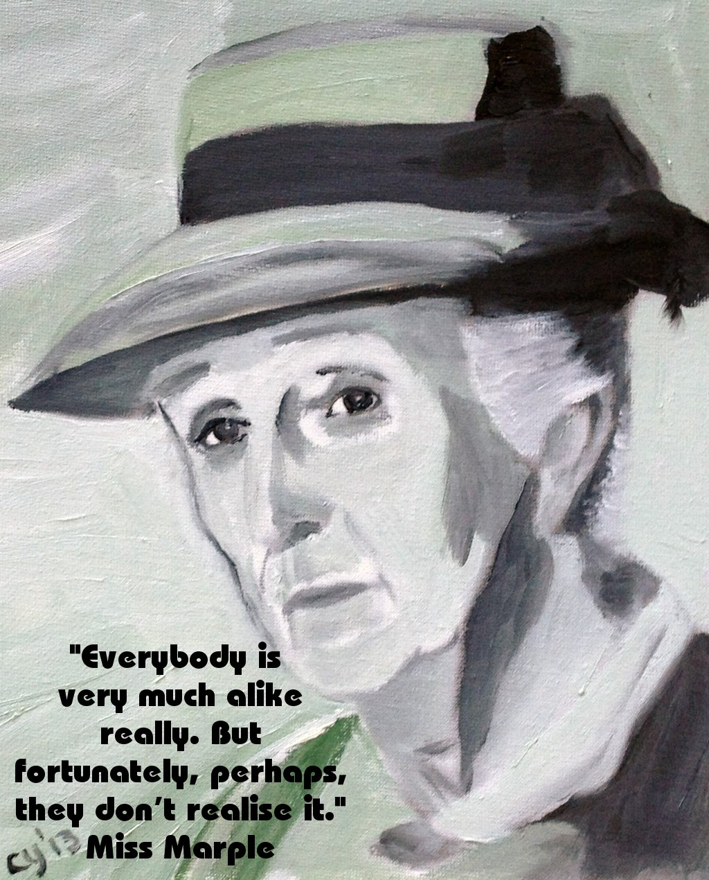 Love Miss Marple