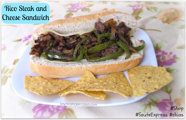 receta sandwich #shop #SauteExpress #cbias