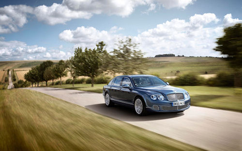 Hermoso Bentley Continental Flying Spur