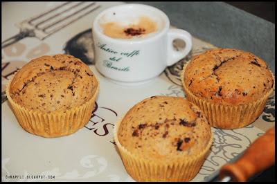 cappuccino maffin