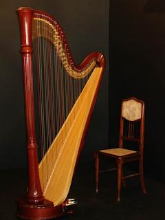 Harp Musical Instrument