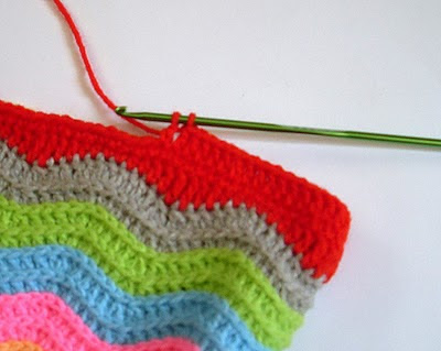 Crochetfun tutorial how to crochet alphabet step 1 double crochet as usual at one point wrap the yarn over pull the yarn through 1 loop and leave another 2 loops this is the starting point where ccuart Image collections