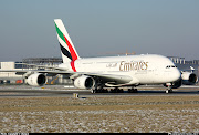 Echo Delta Uniform now makes the Emirates A388 fleet 21 aircraft strong with . (wwab emirates airbus planespottersnet )