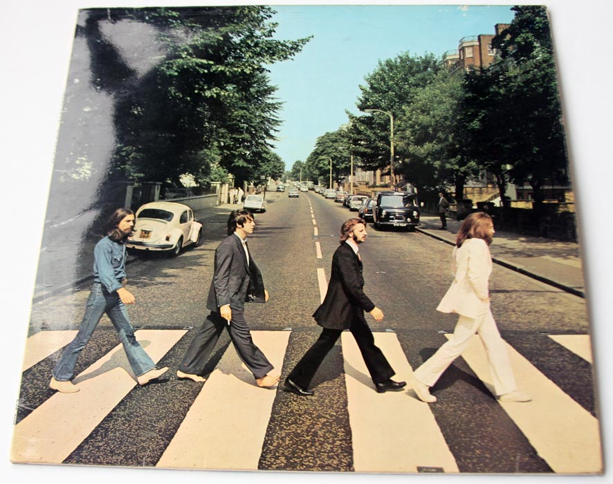 """my fascination and love for the album abbey road by the beatles During the recording of their final album """"abbey road,"""" john beatles album was of the song on the album """"love,"""" which was put together."""