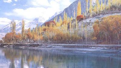 Khaplu Valley Wallpapers