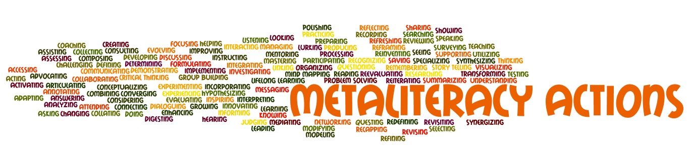 Image result for define metaliteracy