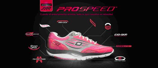 Tecnología de las Skechers Resistance Runner ProSpeed - SRR