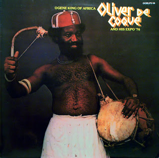 Oliver de Coque and his Expo \'76 -Ogene King of Africa,Olumo Records Limited 1984