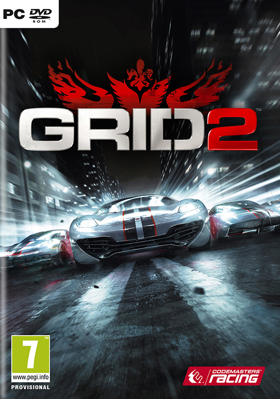 GRID 2 (RELOADED) PC Full
