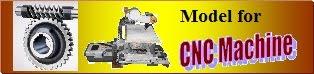 الة التصنيع باستخدام الحاسوب Model for CNC Machine