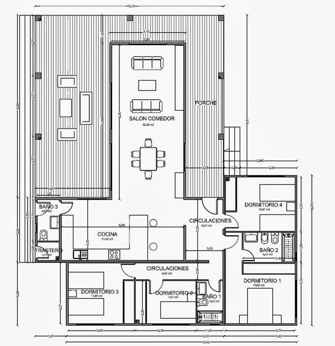 Planos De Casas Octubre 2013