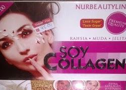 Produk Kecantikan Soy Collagen Yang Paling Dicari