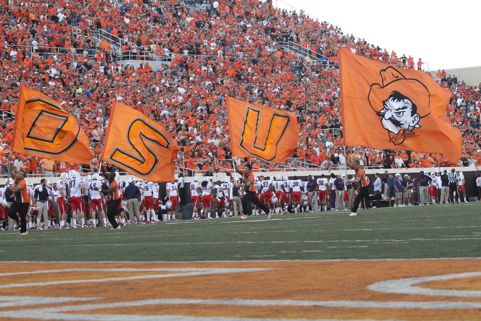 The Cowboy Huddle: Oklahoma State Football on Social Media