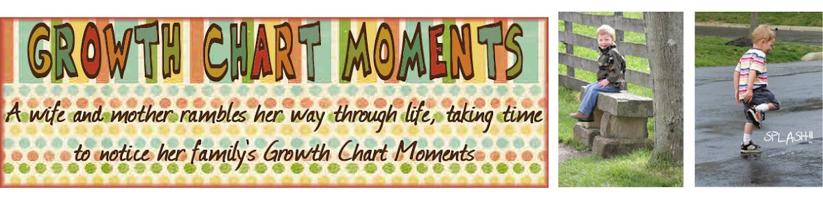 Growth Chart Moments