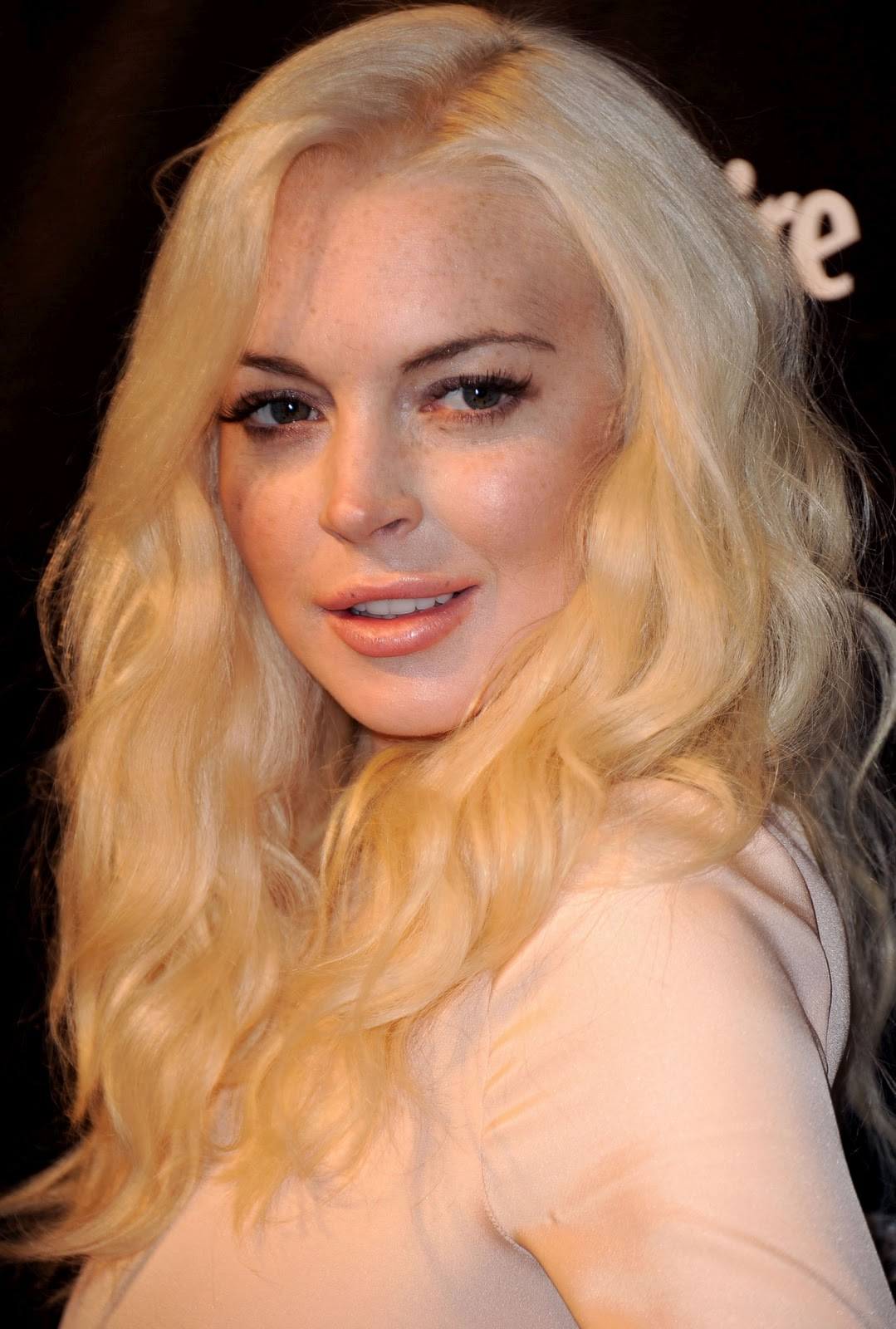 Lindsay Lohan 2012
