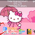 Tema Hello Kitty and Two Frogz Lucu BB Curve 8520 | Free Funny Blackberry Theme