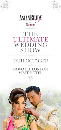 The ULTIMATE Asian wedding exhibition