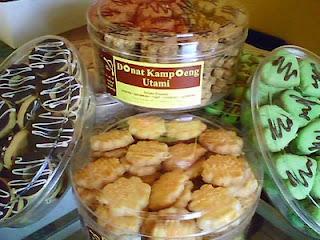 DKU-Kukis Paket Aneka Kue Kering Lebaran 2011