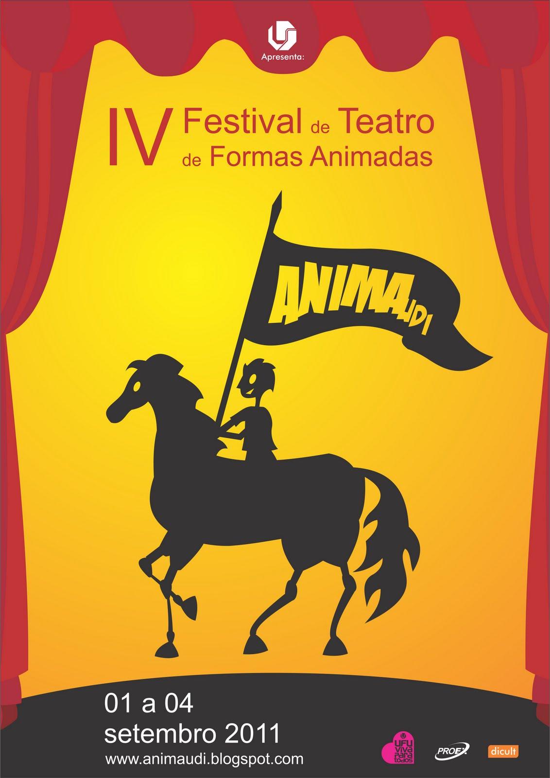 ANIMA UDI - Festival de Teatro de Formas Animadas